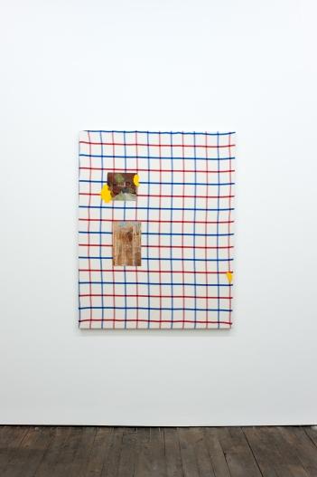 "Bastien Cosson, ""La peinture comme posture"", 2014 Photo : Nobuyoshi Takagi©; courtesy de l'artiste."